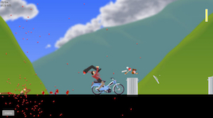 Happy Wheels 2017 Free Download Screenshot