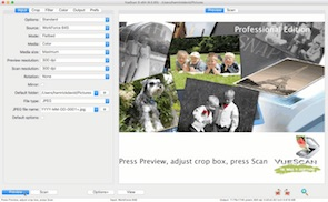 VueScan 2017 Free Download Screenshot