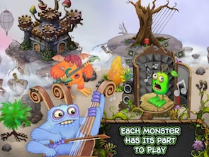 My Singing Monsters Screenshot