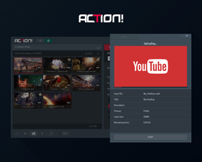 Action! Screen Recorder Screenshot